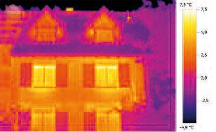 Тепловизор Testo 882. Обнаружение дефектов ограждающих конструкций и обеспечение качества строительства