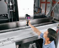 Тепловизор Testo 882. Помощь в проведении превентивного механического обслуживания