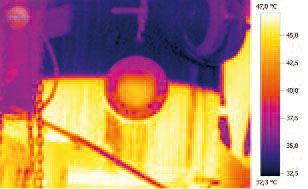 Тепловизор Testo 876. Для быстрого и простого мониторинга уровней заполнения